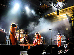 Polysics live nantes olympic 2008.jpg
