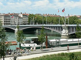 image illustrative de l'article Berges du Rhône