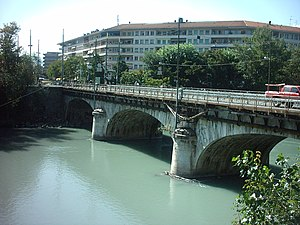 Carouge - Bridge in Carouge