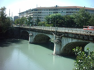Carouge - Bridge in Carouge