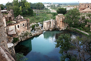 Chakwal District - Katas Raj Temples