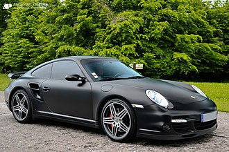 Porsche 997 - Porsche 997 Turbo