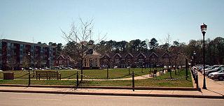 Port Warwick human settlement in Newport News, Virginia, United States of America