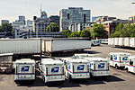 Portland Main Post Office - USPS Trucks (25072110600).jpg