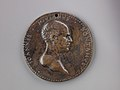 Portrait medal of Giovanni Giovano Pontano MET SLP1271r.jpg
