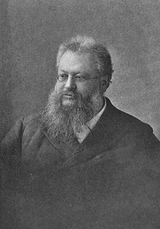 John Fiske (philosopher) - Fiske late in life.