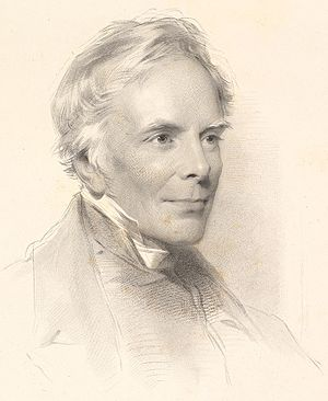 Keble College, Oxford - John Keble, a leading member of the Oxford Movement whom the college is named for