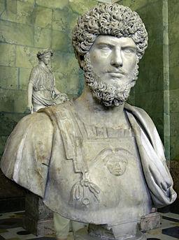 Portrait of Lucius Verus (Hermitage) -