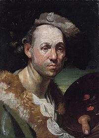 Portrait of the artist, follower of Johann Zoffany.jpg