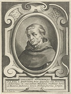 Gregory of Rimini Italian philosopher and theologian