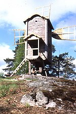 Post mill in Jarvenpaa 1987.jpg