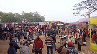 Poush Mela Bazaar 2012.jpg
