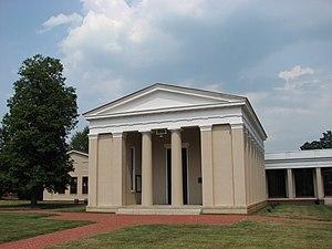 Powhatan County, Virginia - Image: Powhatan Co CH