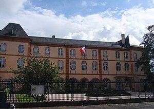 Hautes-Pyrénées - Prefecture building of the Hautes-Pyrénées department, in Tarbes
