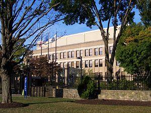 Pratt & Whitney - Headquarters on Main Street in East Hartford