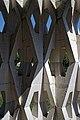 Precast concrete wall City of London Cemetery and Crematorium 5.jpg