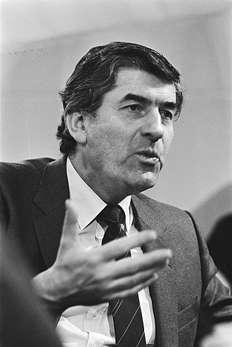 Ruud Lubbers - Lubbers in 1984