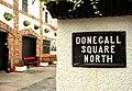 Preserved street sign, Belfast - geograph.org.uk - 1343786.jpg