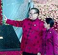 President Gloria Macapagal-Arroyo with China's President Jiang Zemin.jpg