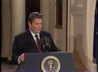 File:President Reagan's Remarks at a Press Conference on February 21, 1985.webm
