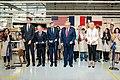 President Trump Visits the the Louis Vuitton Workshop - Rochambeau (48918591383).jpg