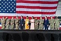 President Trump and First Lady Melania Trump Aboard the USS WASP (47967661907).jpg
