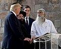 President Trump visit to Israel, May 2017 DSC 3599ODS (34789023866).jpg