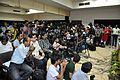 Press Conference - Sunita Lyn Williams - Science City - Kolkata 2013-04-02 7595.JPG