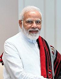 Prime Minister, Shri Narendra Modi, in New Delhi on August 08, 2019 (cropped).jpg