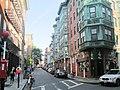 Prince Street at the corner of Salem Street looking southeast North End Boston.jpg