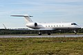 Private, M-UGIC, Gulfstream Aerospace GV-SP (G550) (15836529833).jpg