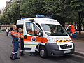 Protection Civile de Paris Ambulance Premier Secours pic1.JPG