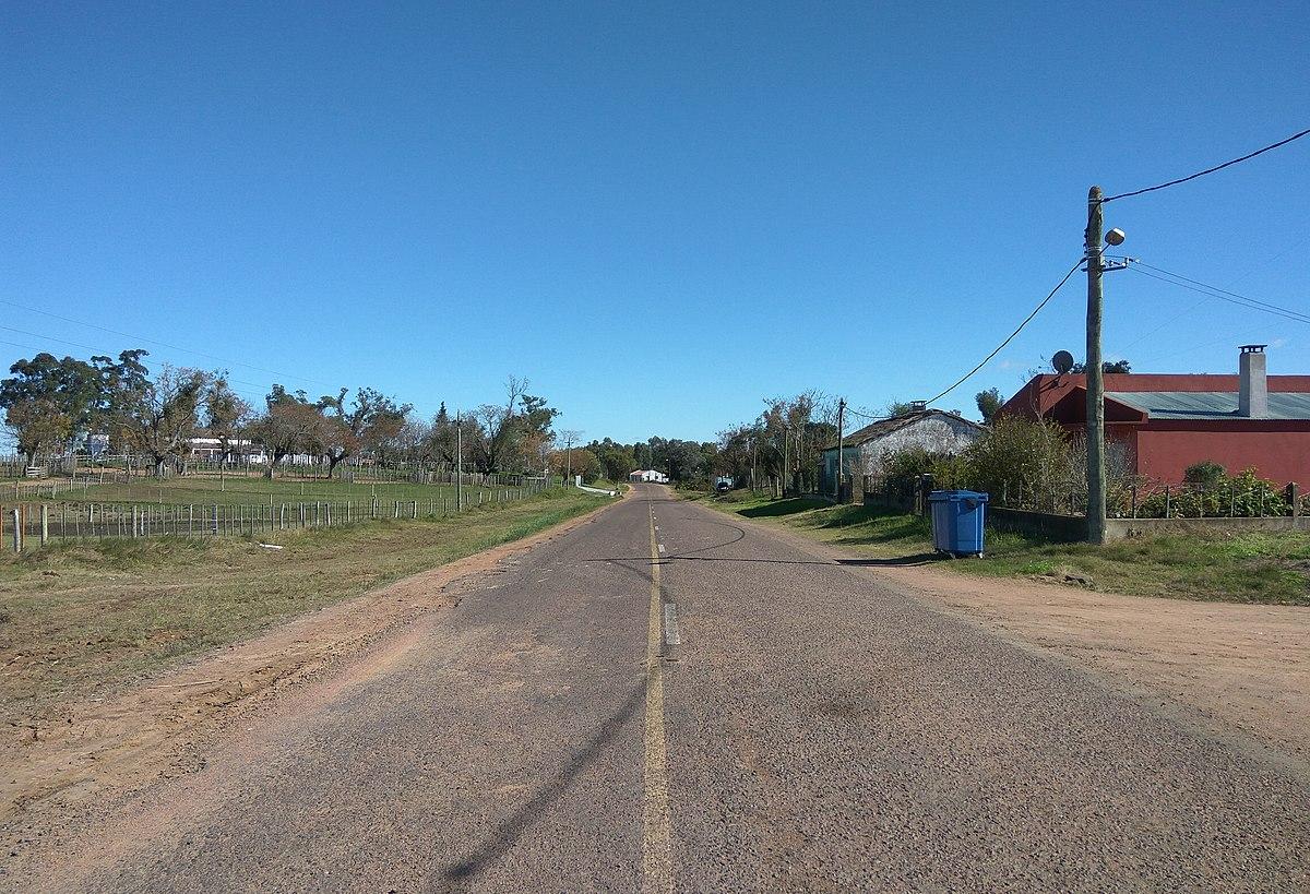Ruta 8 (Uruguay) - Wikipedia, la enciclopedia libre