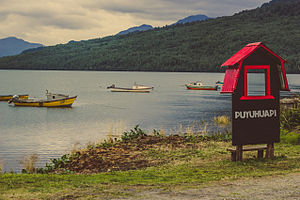 Puyuhuapi - Puyuhuapi Harbor