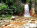 Pulang Bato Falls at Valencia, Negros Oriental.jpg