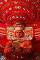 Puliyoor Kali Theyyam at Mathamangalam.jpg