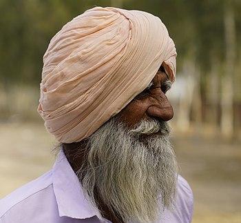 Punjabi Man from Gulabewala, Sri Muktsar Sahib