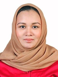 Putih Sari Indonesian politician