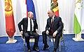 Putin and Dodon in Nur-Sultan 03.jpg