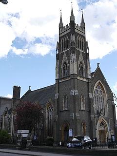 Putney Methodist Church grade II listed church in the United kingdom
