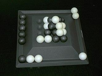 Pylos (board game) - Pylos