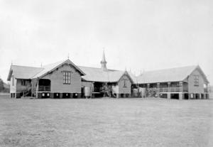 East Toowoomba, Queensland - State School, Toowoomba East, c 1890