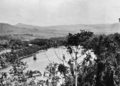 Queensland State Archives 881 Overlooking the Mulgrave River from Gillies Highway North Queensland October 1927.png