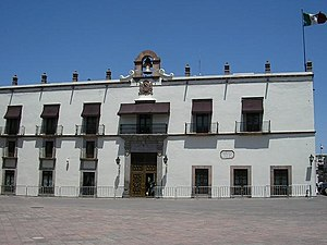 Josefa Ortiz de Domínguez - Casa de la Corregidora, the house where Josefa resided during the conspiracy