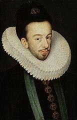 Portrait of Henri Valois