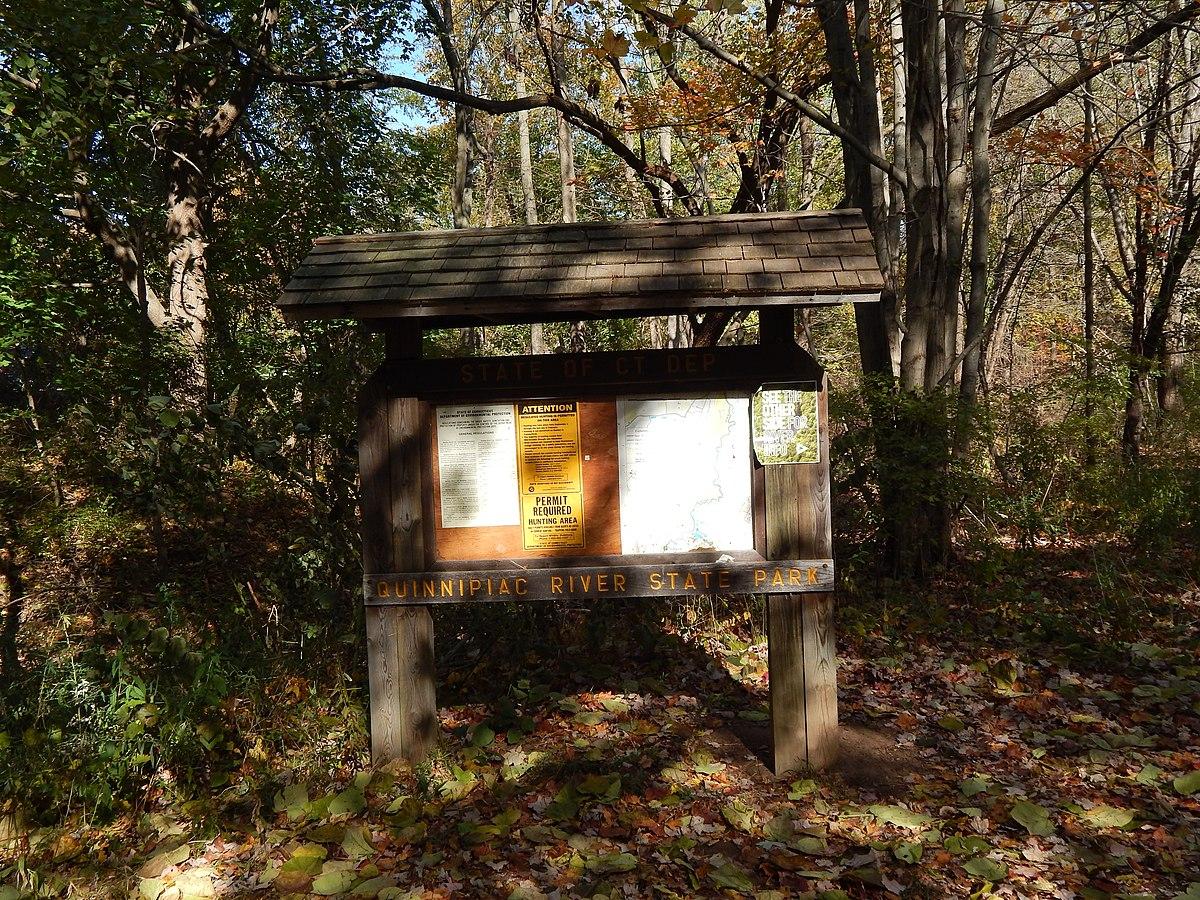 Quinnipiac River State Park - Wikipedia