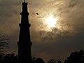 Qutab Minar sunset.jpg
