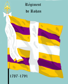 Image illustrative de l'article Régiment de Rohan (1787)