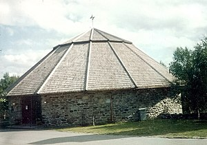 Røros Chapel - Image: Røros kapell