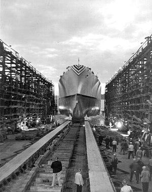 USS Rabaul - Image: RABAUL (CVE 121)